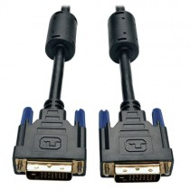 DVI Dual Link Cable Digital TMDS Monitor Cable DVI D Male Male 10 ft