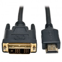 HDMI DVI Cable Digital Monitor Adapter Cable HDMI DVI D Male Male 6 ft