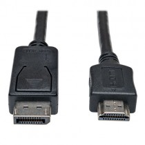 DisplayPort HD Cable Adapter 10 Feet
