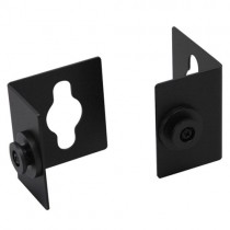 Bracket Accessory enables Vertical PDU Installation Rear Facing Outlets