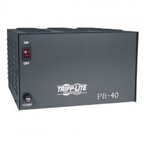 TAA Compliant 40 Amp DC Power Supply 13.8VDC Precision Regulated AC DC Conversion