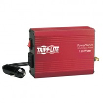 150W PowerVerter Ultra Compact Car Inverter 1 Outlet