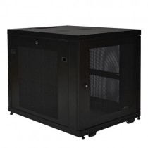 12U SmartRack Deep Rack Enclosure Cabinet