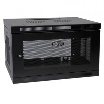 SmartRack 6U Low Profile Switch Depth Wall Mount Rack Enclosure Cabinet