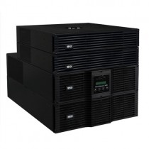 SmartOnline 208 120V 10kVA 9kW Double Conversion UPS 10U Rack Tower Extended Run SNMPWEBCARD Option USB DB9 Serial Bypass Switch NEMA outlets