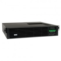 SmartOnline 120V 1.5kVA 1.35kW Double Conversion UPS 2U Rack Tower Extended Run Preinstalled SNMP Card LCD USB DB9