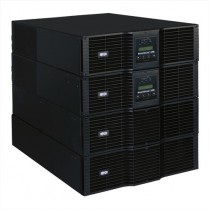 SmartOnline 208 240V 16kVA 14.4kW Double Conversion UPS N 1 12U Rack Tower Extended Run SNMPWEBCARD Option USB DB9 Bypass Switch L6 30R C19