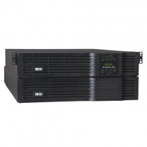 SmartOnline 208 240 120V 6kVA 4.2kW Double Conversion UPS 4U Rack Tower Extended Run SNMPWEBCARD Option USB DB9 Serial Bypass Switch