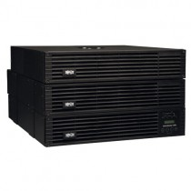 SmartOnline 208 240 120V 6kVA 5.4kW Double Conversion UPS 6U Rack Tower Extended Run SNMPWEBCARD Option USB DB9 Serial Bypass Switch Hardwire