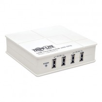 4 Port USB Charging Station OTG Hub 5V 6A 30W USB Charger Output