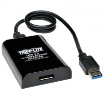 USB 3.0 SuperSpeed to DisplayPort Dual Monitor Cable