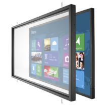 NEC Infrared Multi-Touch Overlay accessory for the V552 large-screen display