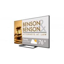 Sharp Electronics LC-70LE661U Commercial LED Smart TV